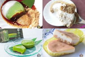 3位:ローソン「ぎゅっとクリームチーズケーキ」、2位:セブン-イレブン「宇治抹茶のもっちりくずねり」、ピックアップ:ローソン「プレミアム スパイス香るチャイのロールケーキ」、1位:ローソン「ぷるるん水ゼリー」