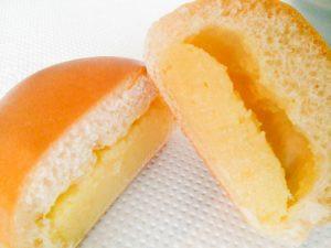 ヤマザキ「薄皮 スイートポテトクリームパン」 口コミ写真