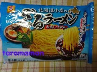 マルちゃん 北海道小麦のざるラーメン 和風しょうゆ味 2人前 380g