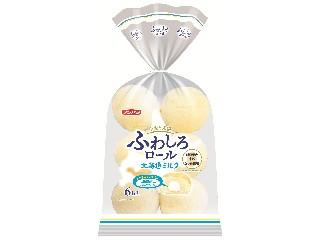 ふわしろロール 北海道ミルク