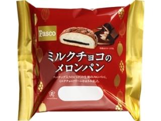 ミルクチョコのメロンパン