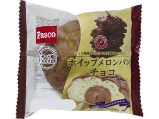 ホイップメロンパン チョコ