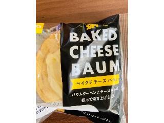 ベイクドチーズバウム