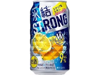 氷結 ストロング シチリア産レモン