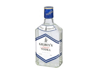 ギルビー ウォッカ 37.5%