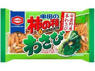 柿 ピー わさび