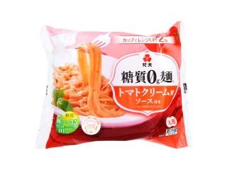 カップでレンジUP! 糖質0g麺 トマトクリーム風ソース付き