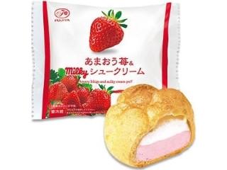 あまおう苺&ミルキーシュークリーム