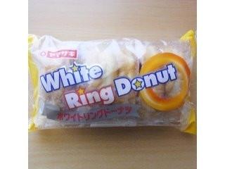 ホワイトリングドーナツ
