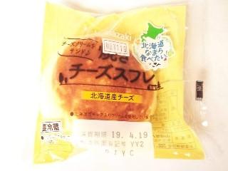 ヤマザキ 焼きチーズスフレ