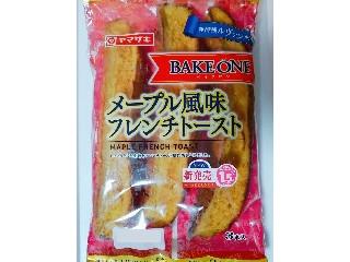 BAKE ONE メープル風味フレンチトースト