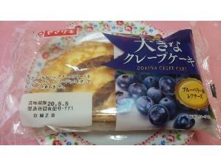 大きなクレープケーキ ブルーベリー&レアチーズ