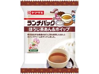 ランチパック ほうじ茶あん&ホイップ