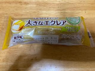 大きなエクレアレモンクリーム&ホイップ