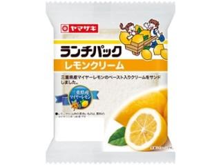 ランチパック レモンクリーム 三重県産マイヤーレモン