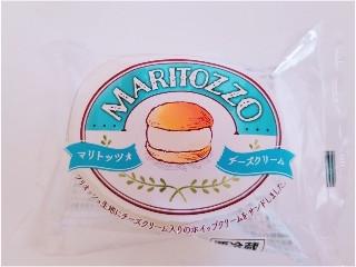 マリトッツォ チーズクリーム