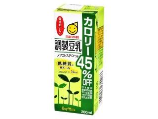 豆乳飲料 カロリー45%OFF ノンコレストロール 低糖質