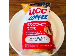 UCC ミルクコーヒーコロネ