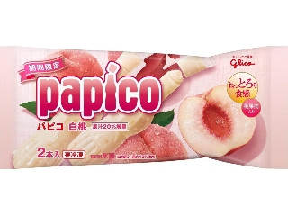 パピコ 白桃