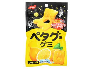 ペタグーグミ レモン味