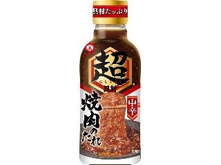 キッコーマン 超焼肉のたれ 中辛 ボトル340g