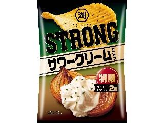 KOIKEYA STRONG ポテトチップス 特濃サワークリームオニオン