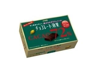 チョコレート効果 カカオ72%