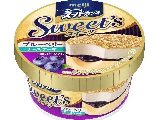 エッセルスーパーカップSweet's ブルーベリーチーズケーキ