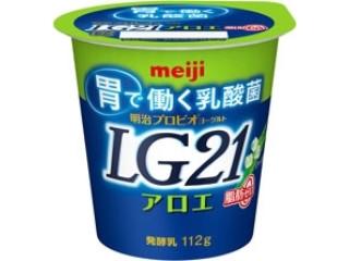 プロビオヨーグルト LG21 アロエ 脂肪0