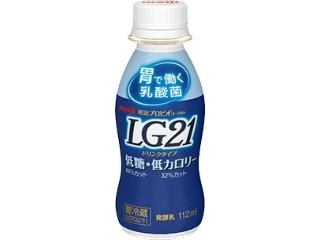 プロビオヨーグルト LG21 ドリンクタイプ 低糖・低カロリー