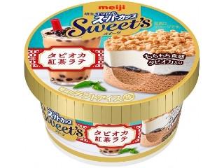 エッセル スーパーカップ Sweet's タピオカ紅茶ラテ