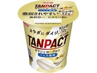 TANPACT ギリシャヨーグルト バニラ風味