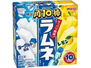 角10棒 ラムネ ヨーグルト風味&レモン