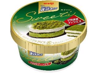 エッセル スーパーカップ Sweet's 宇治抹茶ティラミス