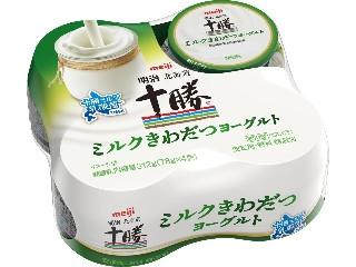 北海道十勝 ミルクきわだつヨーグルト