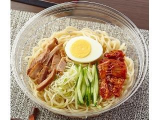 ファミリーマート 旨辛キムチの盛岡風冷麺