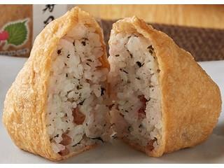 ファミリーマート 梅と青しそいなり寿司