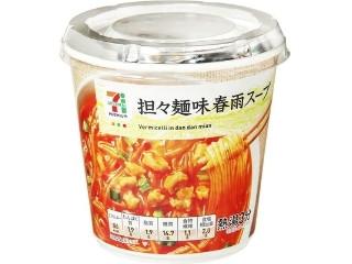 担々麺味春雨スープ