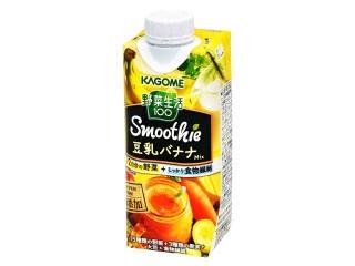 野菜生活 スムージー 豆乳バナナミックス