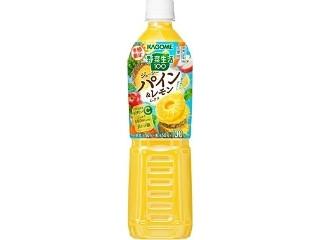 野菜生活100 ジューシーパイン&レモンミックス