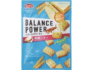 バランスパワーミニ 発酵バター