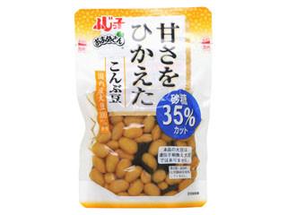 おまめさん 甘さをひかえたこんぶ豆