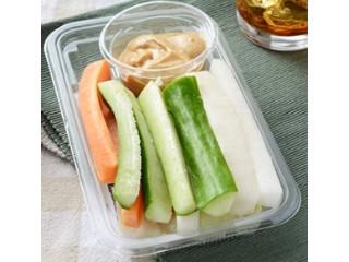 ローソン 味噌マヨで食べる野菜スティック