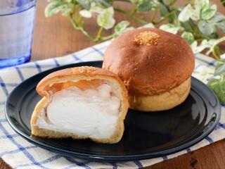 NL ブランのヨーグルトホイップパン