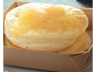 ローソン ふわふわメレンゲのリコッタパンケーキ