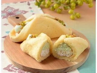 Uchi Cafe' SWEETS クルリン ザクふわくるりんケーキ