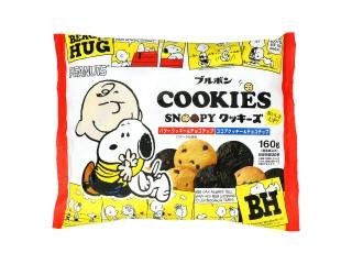 クッキーズFS スヌーピー バタークッキー&ココアクッキー