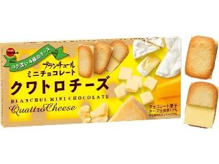 ブランチュールミニチョコレートクワトロチーズ