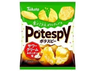 ポテスピー サワークリーム&オニオン味