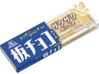 板チョコアイス ザクザクホワイト
